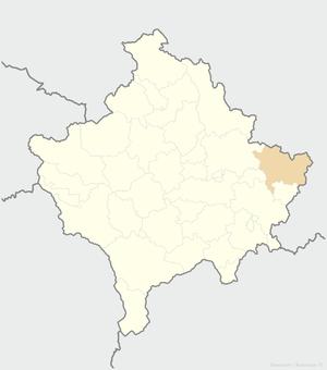 Kamenica, Kosovo - Image: Kamenicë Kameniçe