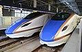 Kanazawa station E7・W7.JPG