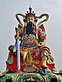 Kaohsiung Lotus Pond Statue des Jade-Kaisers 09.jpg