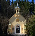 Kapelle in Villach Warmbad, Kärnten.jpg