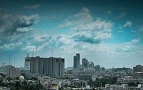 foto de Karachi sky line
