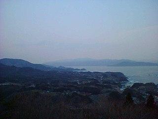 Karakuwa, Miyagi Former municipality in Tōhoku, Japan