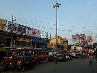 Karimpur Census Town in West Bengal, India