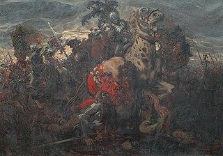 Die Schlacht bei Pavia