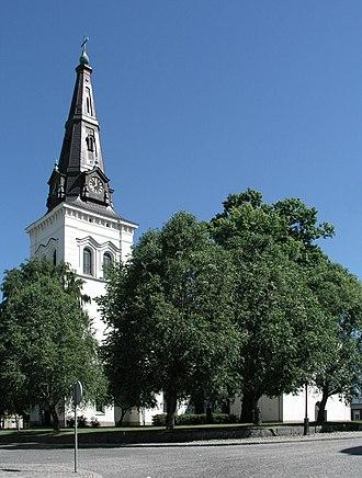 Karlstad Cathedral - Image: Karlstads domkyrka view