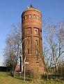 Karow (Meckl) Bahnhof Wasserturm rund 2013-03-06 125.JPG