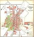 Karta över Uppsala, 1920, Nordisk familjebok.jpg