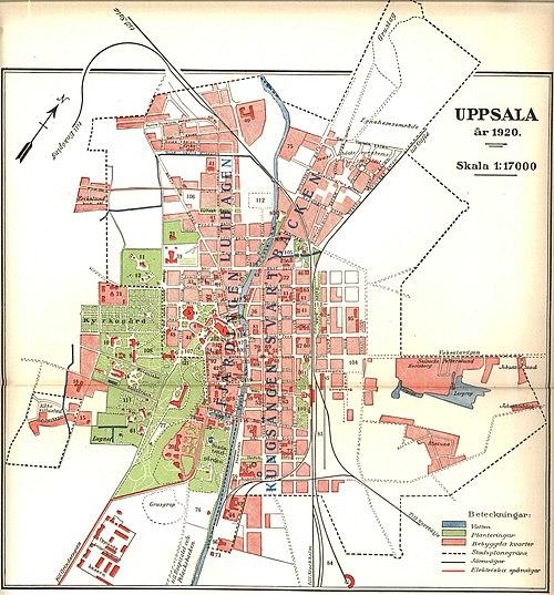 Uppsala Wikiwand
