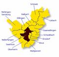Karte Kreis Saarlouis Saarlouis.png