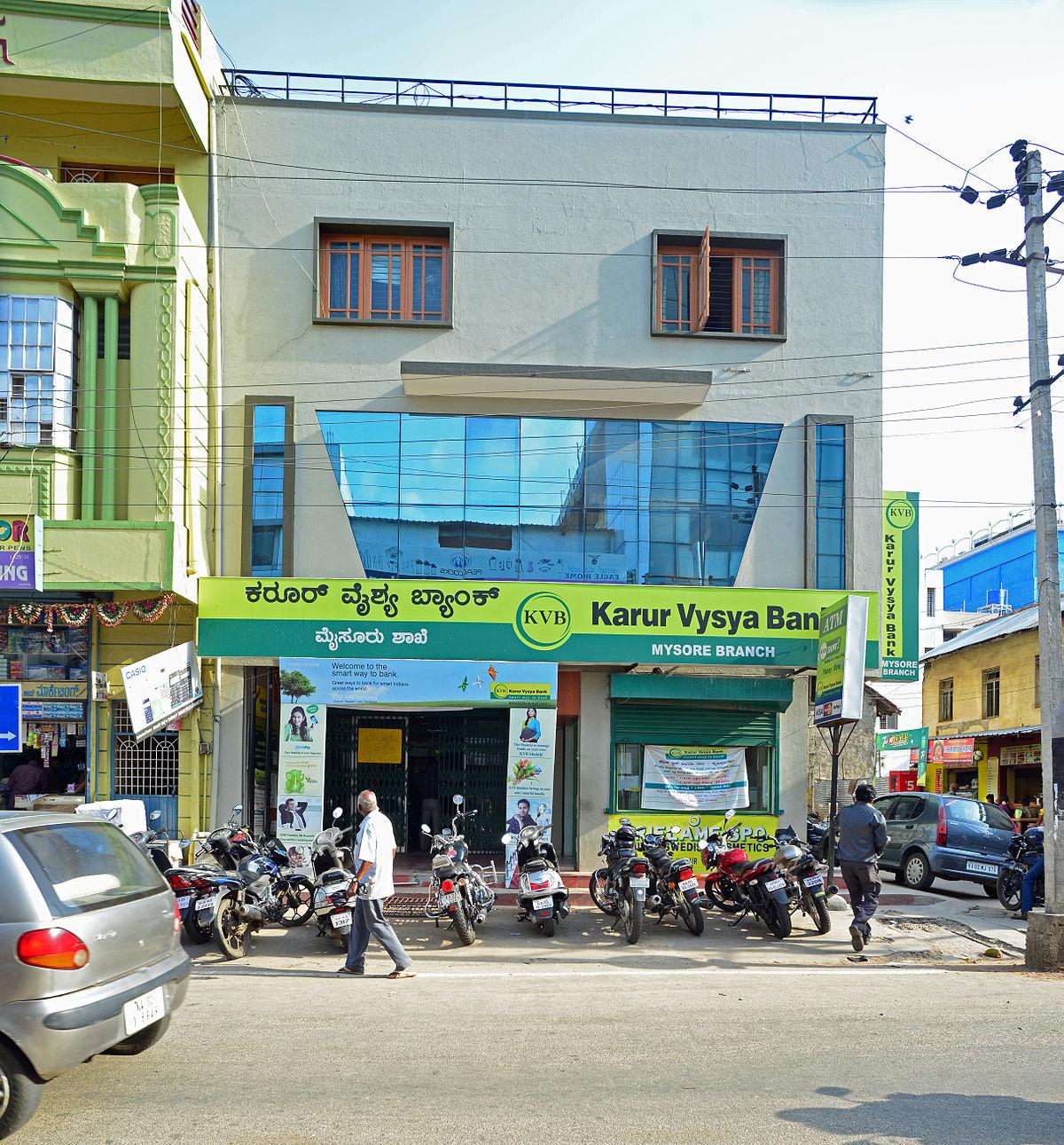 Karur vysya bank branches in bangalore dating