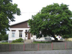 Kaskinen - Kaskinen town hall