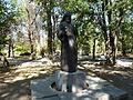 Katolikos Vazgen A statue 04.JPG