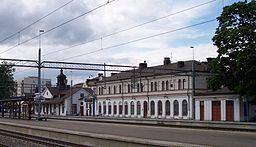 Katrineholms station