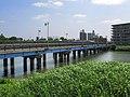 Katsushika Tokyo Yatsurugi Bridge 1.JPG