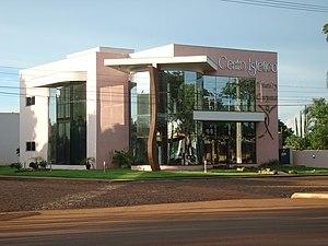 Katueté - Building in Katuete