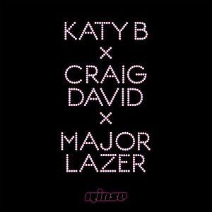 Who Am I (Katy B song) - Image: Katy B Who Am I