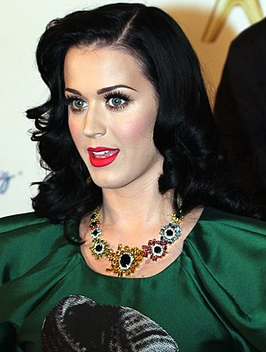 Katy Perry at the 2011 Logie Awards