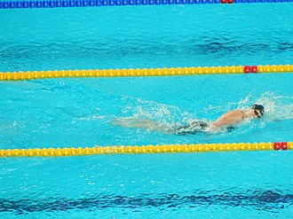 Swimming at the 2015 World Aquatics Championships – Women's 1500 metre freestyle - Ledecky swims to gold and WR