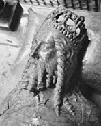 Kazimierz III sarcophagus figure