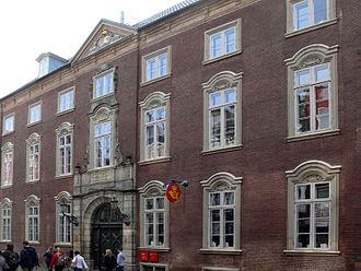 Møinichen Mansion - Møinichen's Mansion today