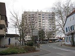 Kelsterbacher Straße in Raunheim
