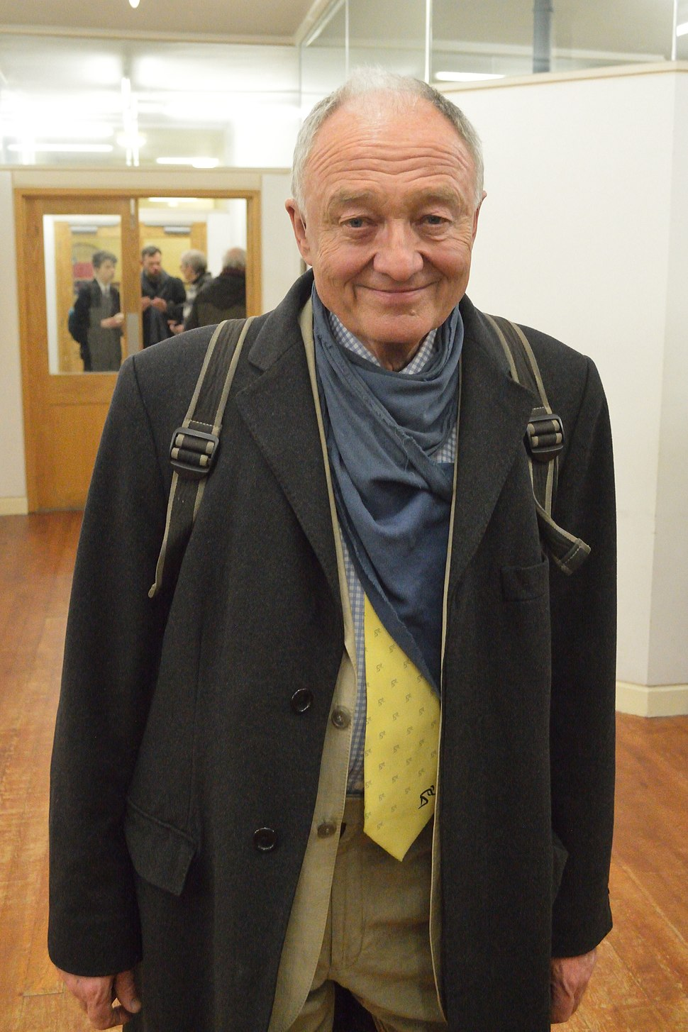 Ken Livingstone. Any Questions, 2016