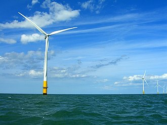 Offshore construction - Offshore wind farm