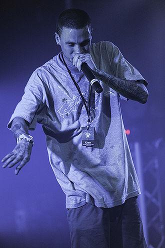 Kerser - Kerser performing in 2013