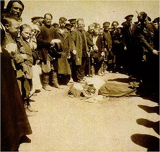 Grand Duke Sergei Alexandrovich of Russia - Victims of the stampede at Khodynka