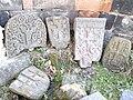 Khumarajam khachkar Եկեղեցի (Խոնարհված եկեղեցի, Խումարաժամ) 16.jpg