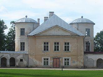 Kiltsi - Kiltsi Manor