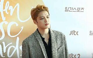 Kim Jae-joong South Korean singer and actor