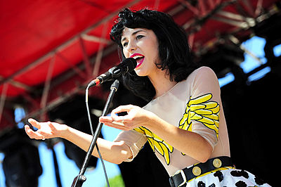 Picture of a band or musician: Kimbra