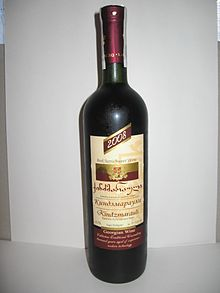 High End Brands >> Georgian wine - Wikipedia