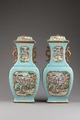 Kinesiska porslins vaser från 1760-1770 - Hallwylska museet - 95846.tif
