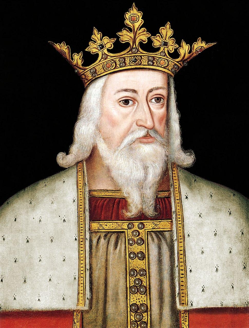 King Edward III (retouched)
