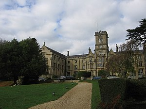 Kingswood School - The main building