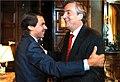 Kirchner recibe a José María Aznar.jpg