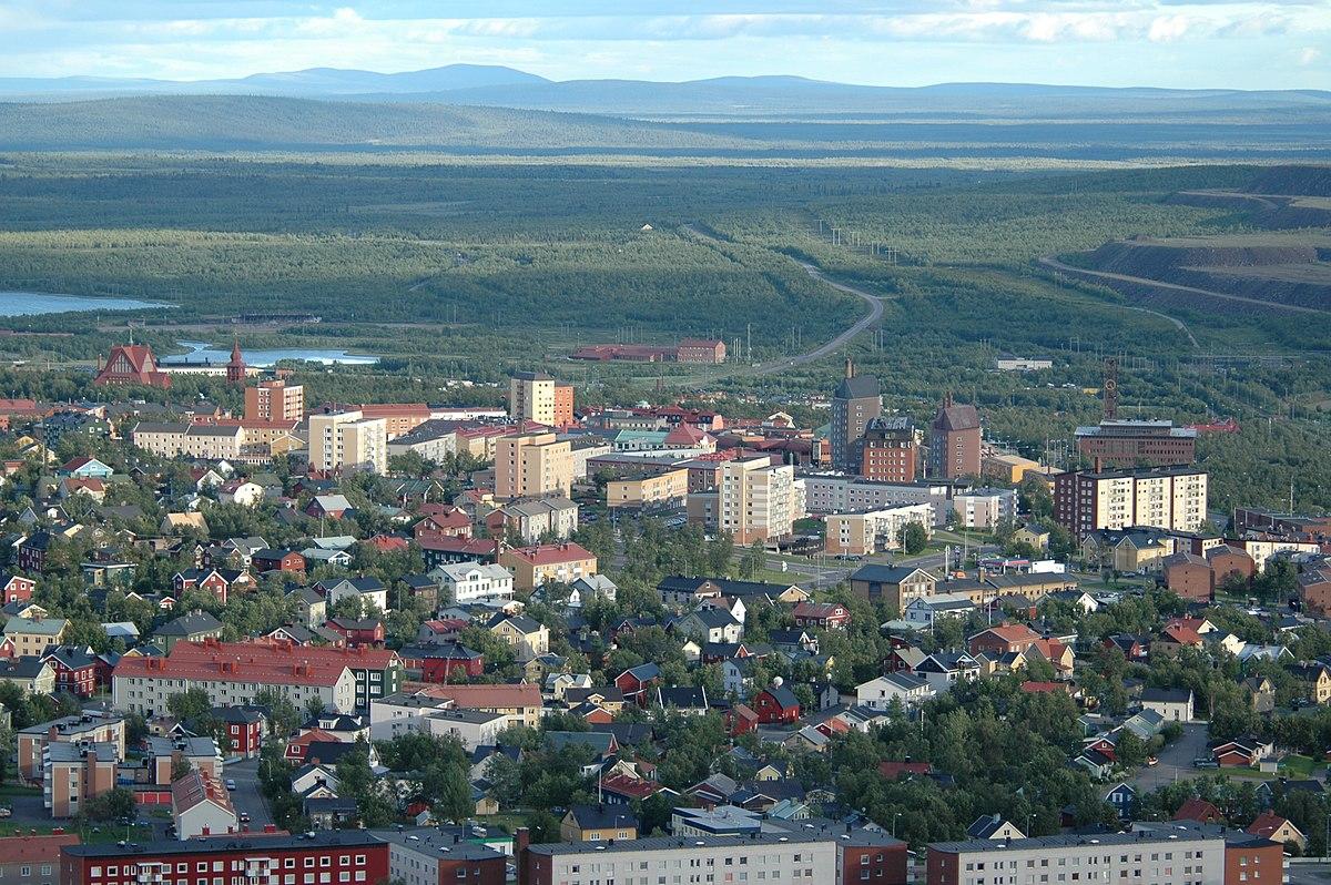 dejtingsida 18 år Kiruna