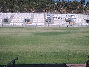 Kiryat Shmona Municipal Stadium - Image: Kiryat Shmona Municipal Stadium 3