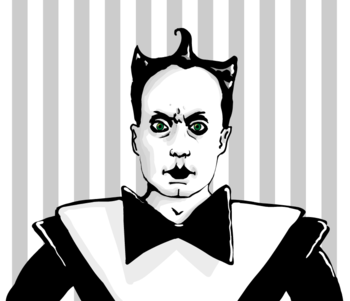Klaus Nomi (illistration)