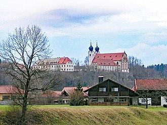 Berengar II of Sulzbach - Baumburg Abbey