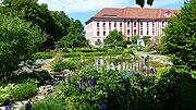 Kräutergarten des Klosters St. Marienstern