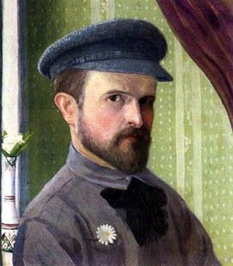 Ivan Kliun - Ivan Klyun.