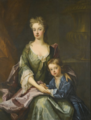 Kneller - Lady Henrietta Churchill with her son William.png