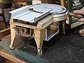 Knochenmühle (Mühlhofe) slicing machine 01.jpg