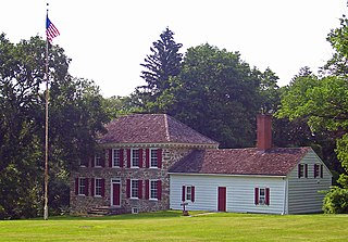 Knoxs Headquarters State Historic Site United States historic place