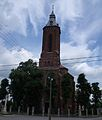 Kościół św. Wawrzyńca w Olbierzowicach.JPG