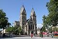 Koblenz im Buga-Jahr 2011 - Herz-Jesu-Kirche 01.jpg