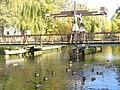Koenigs Wusterhausen - Kanalbruecke (Canal Bridge) - geo.hlipp.de - 29484.jpg